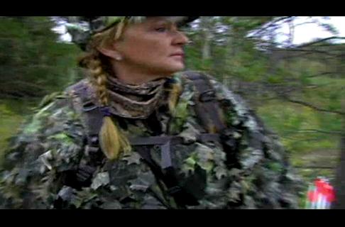 Black Bear Hunt with Brenda Valentine