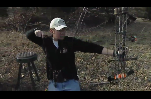 Learn to Shoot a Bow Like a Pro in Real World Conditions