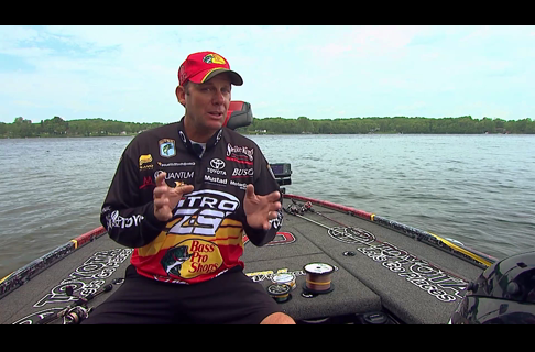 KVD's Tips for Selecting the Right Fishing Line