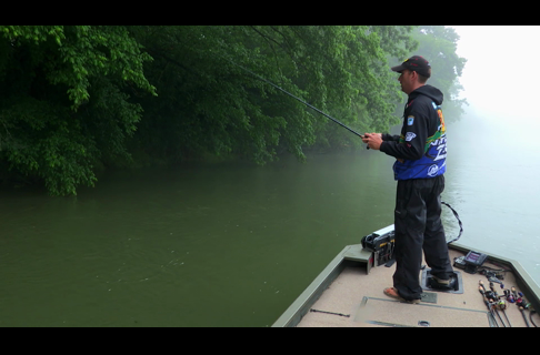 How To Find Fish on a New Body of Water