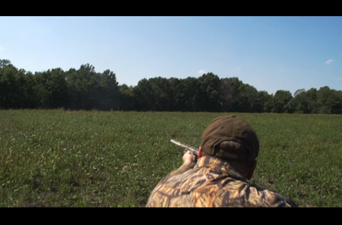 Duck Shooting Drills: Basic Passing Shot