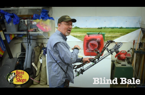 Best Archery Drill: Blind Bale Target Practice