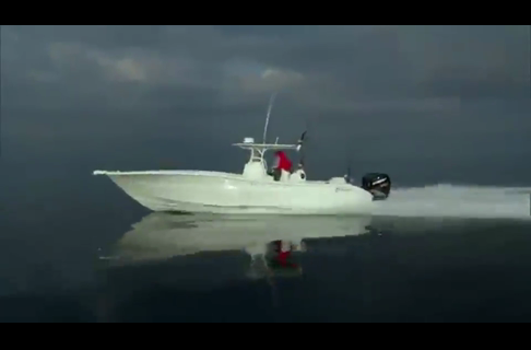 The Saltwater Boat Motor of Choice - Mercury