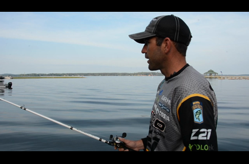 How to Fish When the Shad Spawn