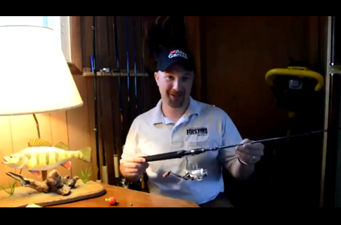 Rigging up a Panfish Combo Part Three
