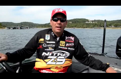 Kevin VanDam on The Nitro Live Well
