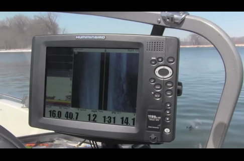 Finding Walleyes With Humminbird and Aqua-Vu