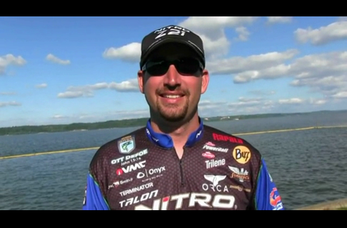 Ott DeFoe in The Lead After Day One at BASSfest