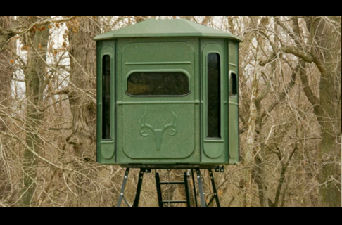 About a Really Cool Redneck Blind