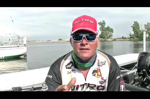 Captain Dale Strochein Introduces The New Berkley Flicker Minnow