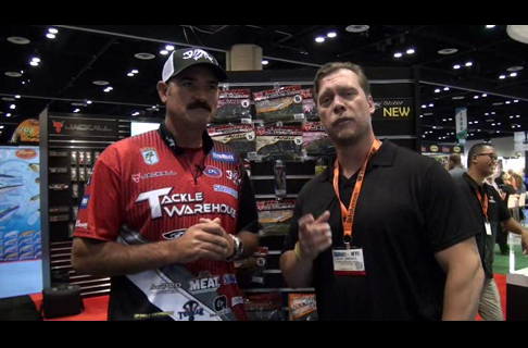 New Fishing Lures by Jackall With Jarod Lintner