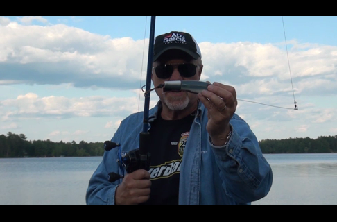 Topwater Muskie Techniques, Tail Rotating Baits