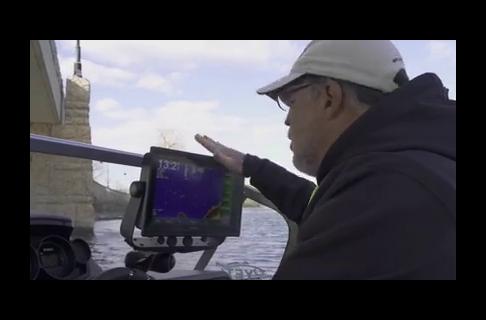 Aqua-Vu Underwater Camera With Steve Pennaz