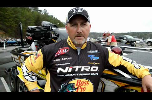 Bass Pro Shops/Nitro pro Tracy Adams Talks Smith Lake