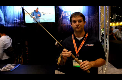New Fenwick Elite Tech Walleye Series Rods