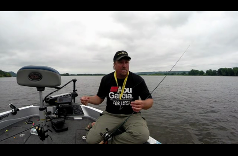 Fishing a Three Way Rig With Tommy Skarlis