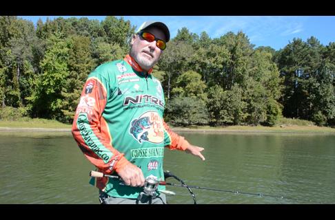 Tietje's Deep Fishing Tip