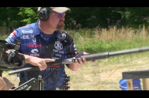 Shotgun Loading Techniques in 3-Gun Shooting With Team FNH USA