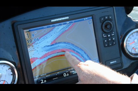 VanDam on GPS Mapping New Water