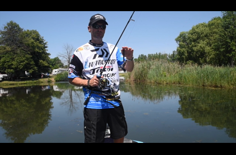 Senko Fishing with Randy Howell
