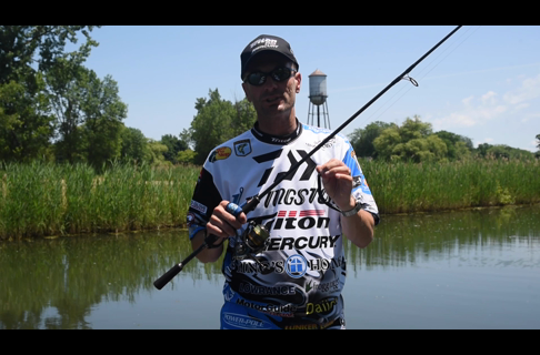 Randy Howell's Spinning Tackle Tips