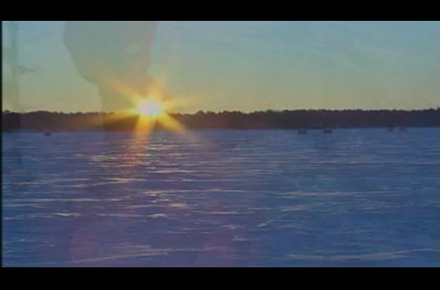 Ice Fishing Walleye with Keith Kavajecz on Lake Michigan