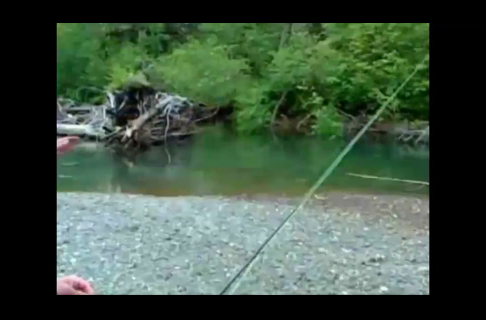 Alaska Salmon Fishing with Keith Kavajecz Part 2