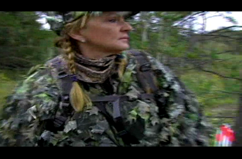 Black Bear Hunt with Brenda Valentine