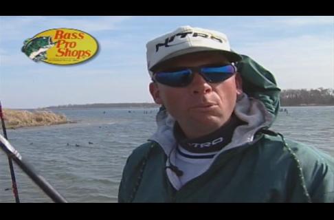 Kevin VanDam's Fishing Tips - Crankbait Depth