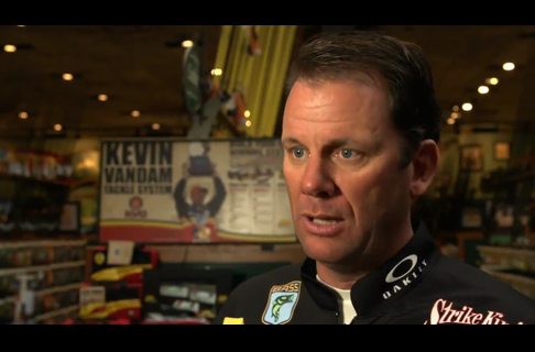 Kevin VanDam answers: Baitcasters vs Spinning Rods