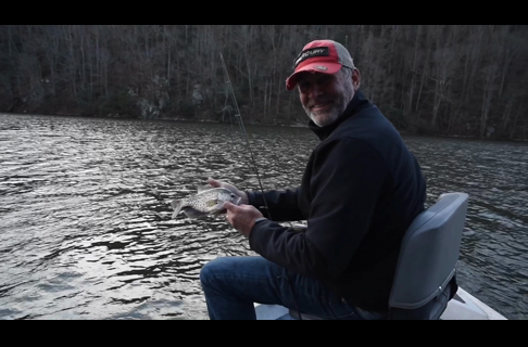 Fill the Freezer with Winter Crappie
