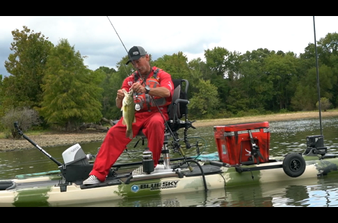 Shallow Water Kayak Fishing!!!
