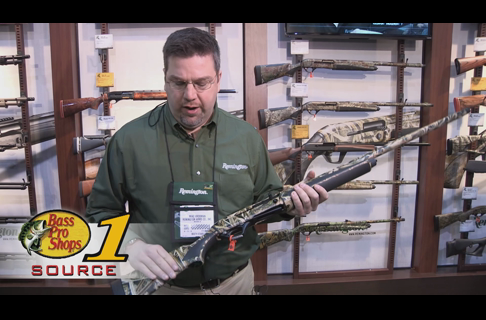 Remington Arms: Versa Max® Waterfowl Shotgun