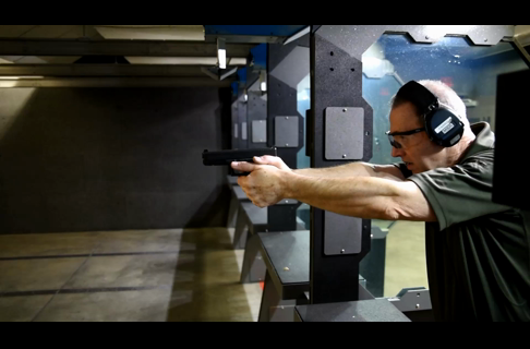 The Best Shooting Stance for Handgun Accuracy