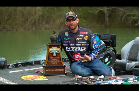 The Gear: Ott Wins the Super Bowl of Bass Fishing