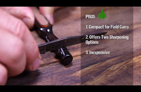 Pros & Cons of 7 Knife Sharpening Systems