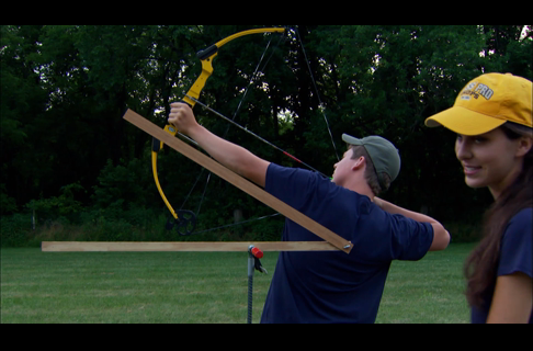 Bow Hunting: The Physics of Archery