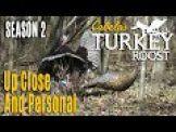 Tom Destroys Decoy: Cabela's Turkey Roost