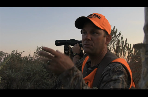 KVD & Jerry Martin Hunt Monster Kansas Whitetails Part 1