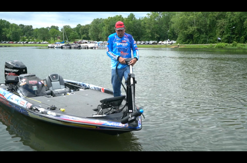 Great Trolling Motor Tip From Shaw Grigsby