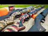 Gould Brothers Tricks: Pump-Action Shotgun | Combo Shots