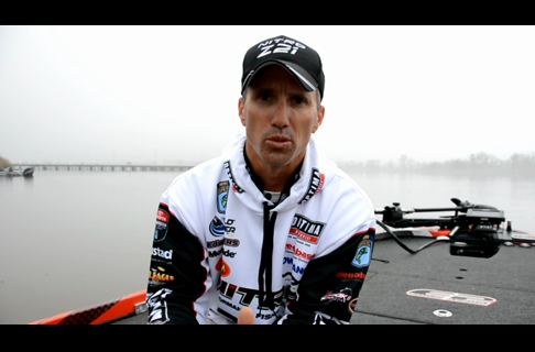 Edwin Evers' Go-To Tactic When Bedding Fish Stop Biting