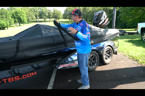 Grigsby's Simple, Easy Boat Cover Trick