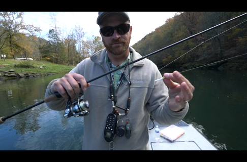 How to Fish the Trout Magnet Lure
