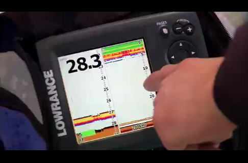 Fishing Tip: Setting Up Your Fish Finder for Ice Fishing