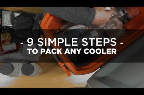 How-To Pack Any Cooler for Best Results