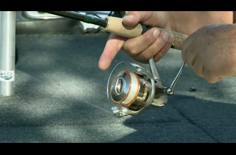 Woo Daves on Preventing Line Tangles in Spinning Reels