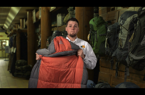 Ascend -40° Sleeping Bag
