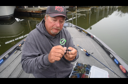Denny Brauer Jig Color Secrets