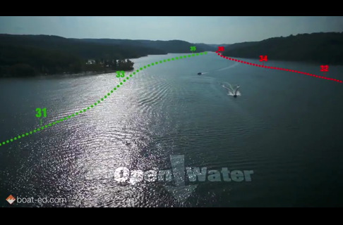 How to Read Water Buoys and Markers